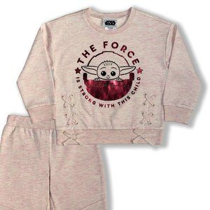 "Star Wars ""The Child"" Fleece Jogger Set"